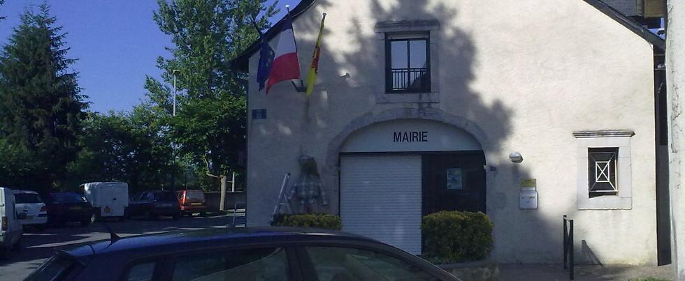 Place de la Mairie de Saint-Abit